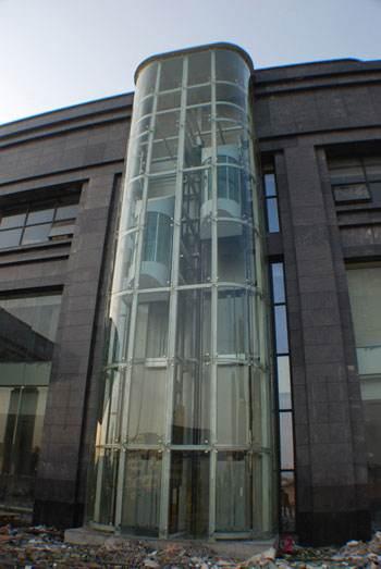 南阳别墅电梯哪家好——卓越的南阳观光电梯厂家就是新辉电梯