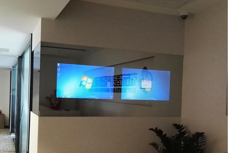 上海性價比高的魔鏡電視機推薦 智能圓魔鏡