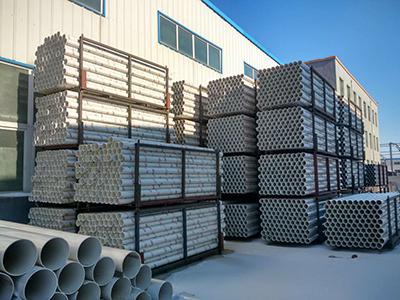 大連PVC排水管-PVC排水管沈陽德川管業專業供應