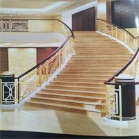 沈陽銅藝樓梯供應廠家-在哪里能買到耐用的銅藝樓梯
