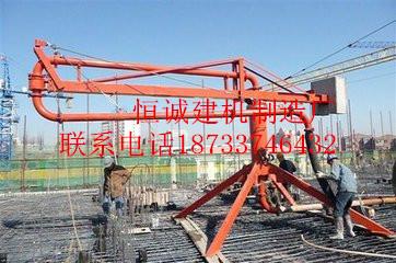 上海布料机——上等混凝土布料机恒诚建机制造厂供应