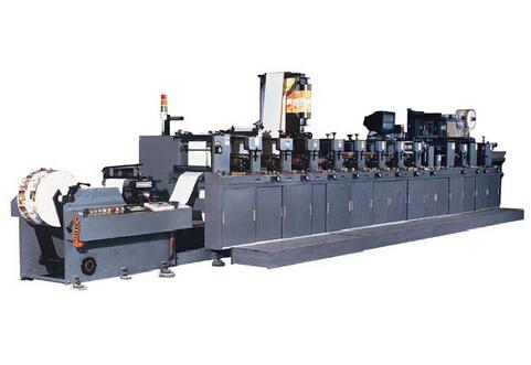 中幅柔印机厂家-专业的柔版印刷机批发