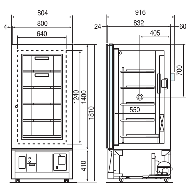 普和希(原松下)低温冰箱注意事项|新款血液保存箱推荐