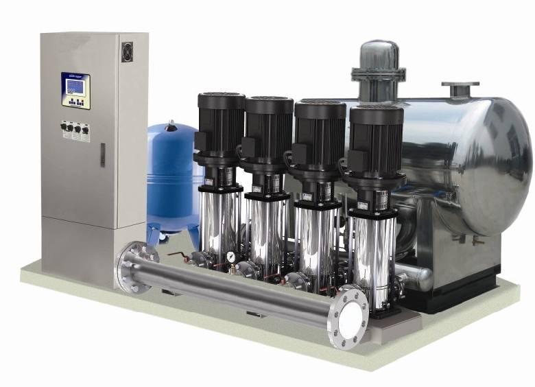 白銀無負壓變頻供水-為您推薦優可靠的恒壓式供水設備