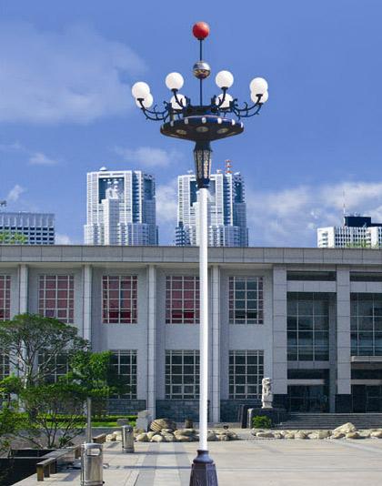 南宁高杆灯-耐用的广西中华灯来宾哪里有