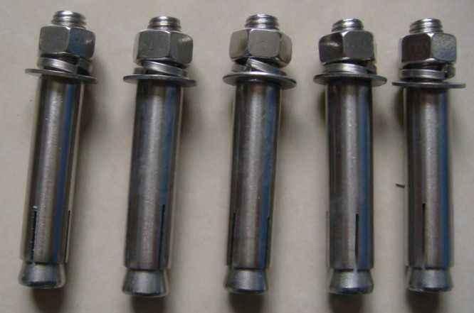 西安膨胀螺丝-实惠的膨胀螺丝西安鑫盛源建筑材料供应
