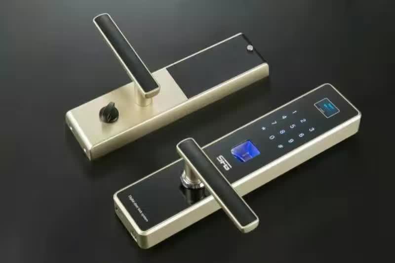 陕西智能密码锁厂家-陕西哪里有供应口碑好的指纹密码锁