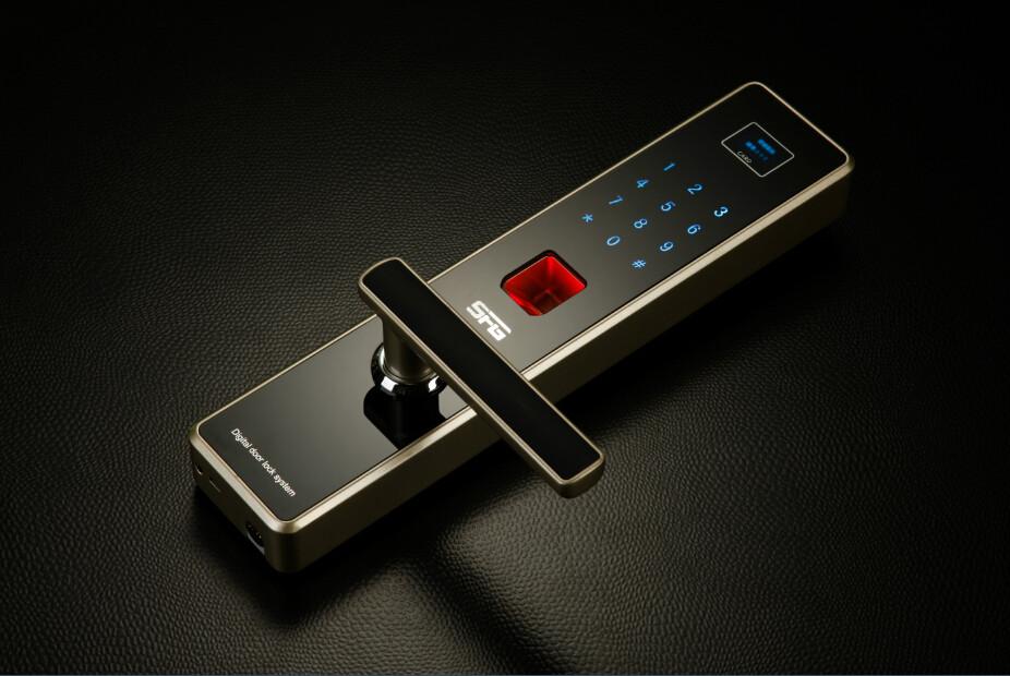 智能指纹密码锁_陕西安盾智能的指纹密码锁好不好