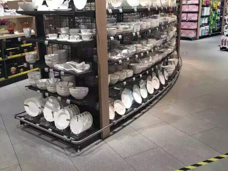 鞍山超市货架-沈阳超市货架供应