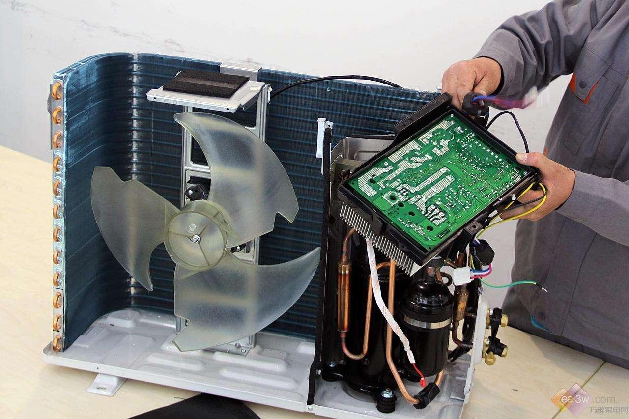 柜式空调洗濯价钱 空调洗濯专业公司_永洁环保