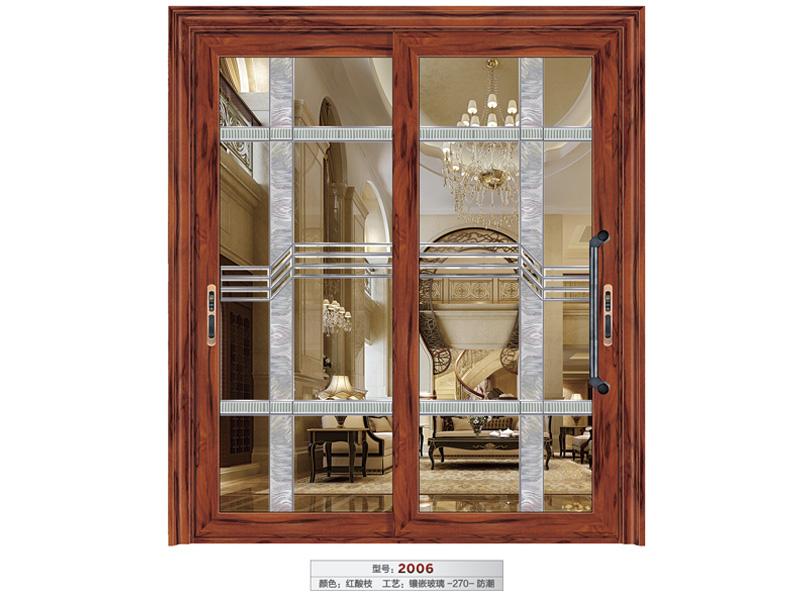 豪华铝合金门窗,买优质的铝合金门窗优选唐超门窗