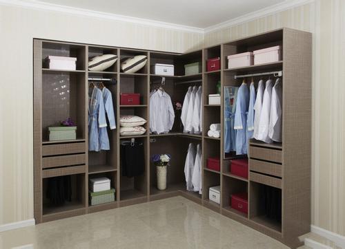 定居定制厂家推荐 高端的定制衣柜