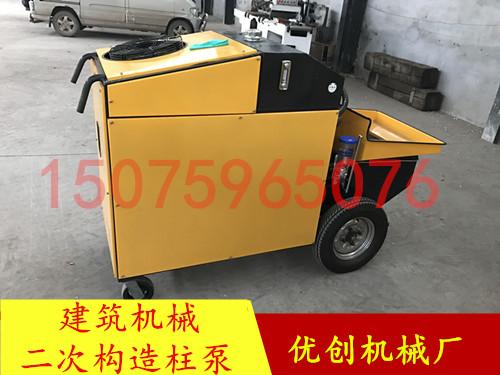 专业的液压二次构造柱泵提供商_南京液压二次构造柱泵