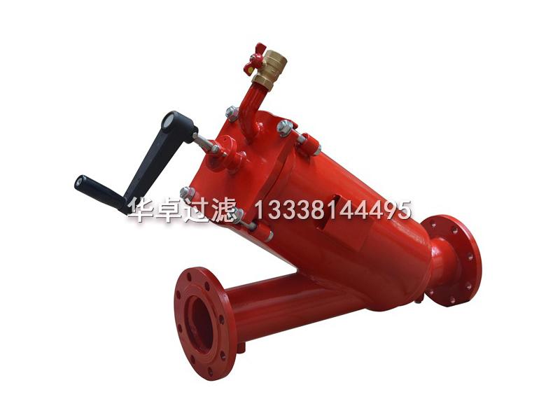 安徽不銹鋼手搖刷式過濾器|揚州哪里有供應質量好的過濾器