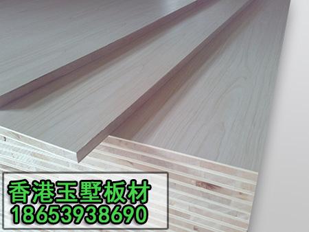 临沂哪里有卖上等香港玉墅板材 生态板哪种好