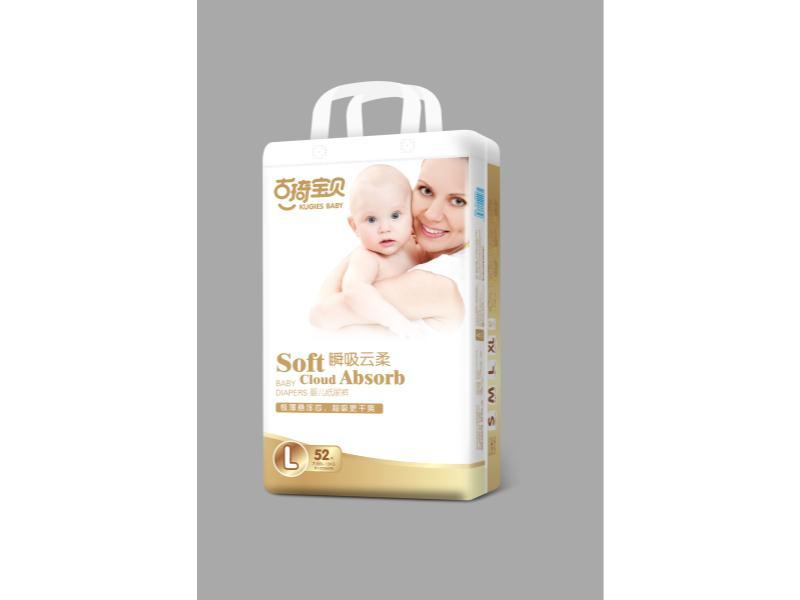 嬰兒紙尿褲廠-要買新款嬰兒紙尿褲-就來古琦寶貝衛生用品