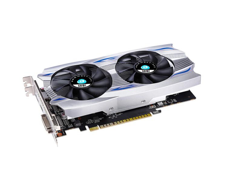 銘影GTX1050Ti 4GB D5戰將 云南卓興電腦批發平