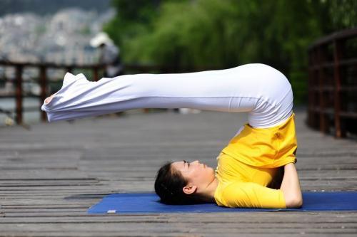 煙臺瑜伽培訓哪家專業——萊山學習普拉提
