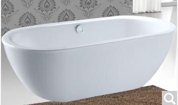 优惠的压克力浴缸_个性压克力浴缸-个性独立式浴缸