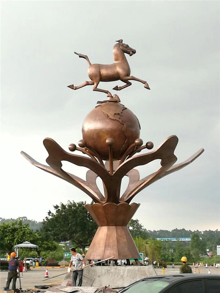 公园雕塑设计公司,在哪能买到城市雕塑