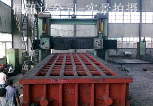 泊头市恒讯达铸造量具铸件作用怎么样_大型机床铸件厂家