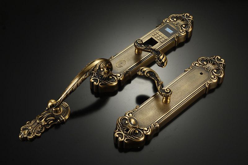 别墅指纹锁|西安别墅指纹锁到哪买