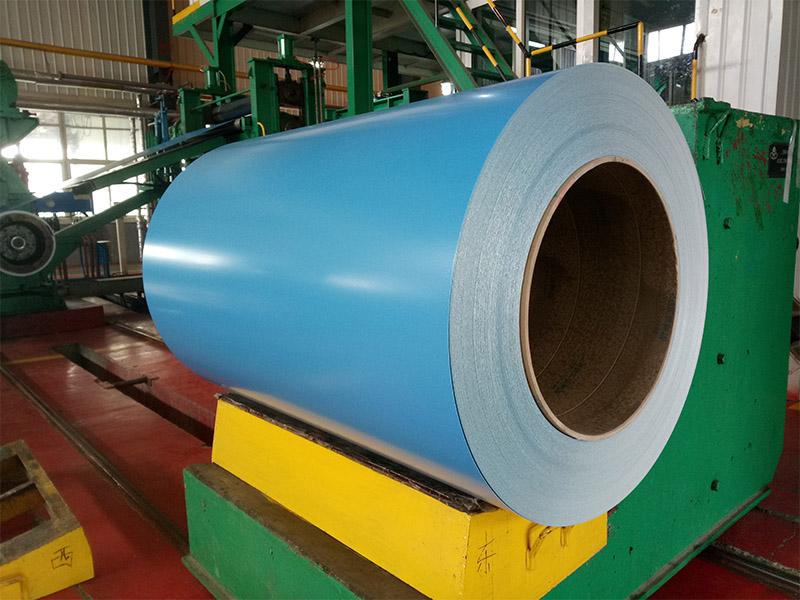 天津哪有供应价格合理的彩涂钢板_彩涂钢板厂家供应