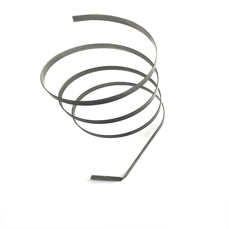 扁线螺旋弹簧片——价位合理的鞋帮弹簧供销
