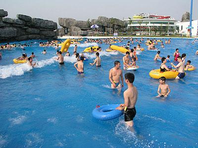 大型造浪设备价格-云南造浪戏水池