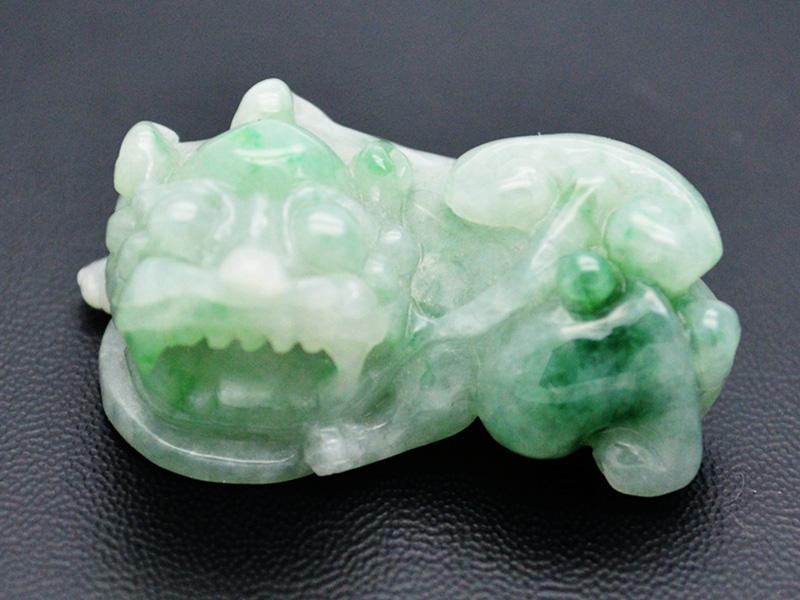 缅甸玉翡翠a貔貅-肇庆哪里有供应高质量的玉石貔貅