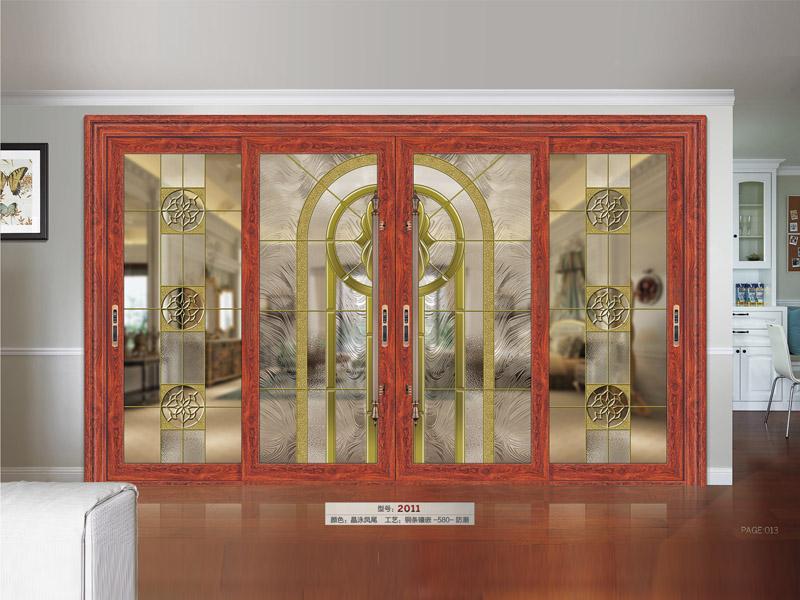 廣東做工仔細鋁合金平開門批發-廣東耐用的鋁合金平開門供應出售