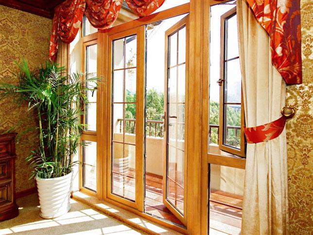 星美门窗|佰隆智能门窗口碑好的铝木门窗销售商