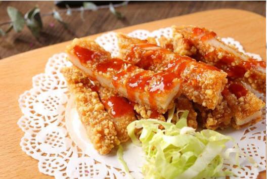 厦门价格合理的就酱吃鸡排批售-南平鸡排店招商