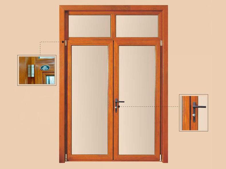 平开门品牌加盟-佰隆智能门窗好用的平开门新品上市