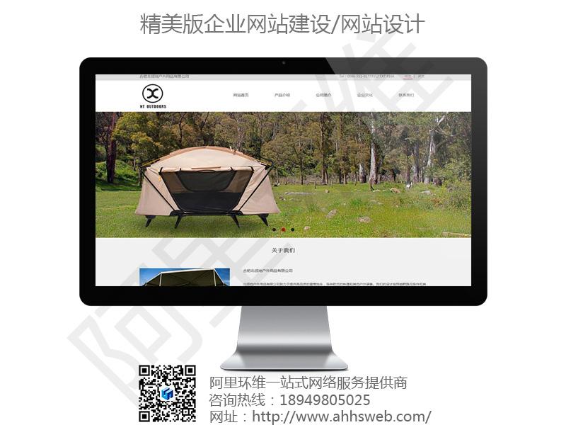 阿里环维提供品牌好的定制网站建设|合肥网站建设市场