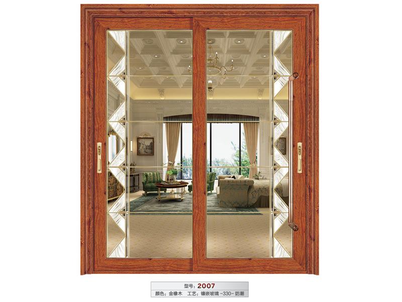 广西创新型的门_在哪能买到优良铝房门