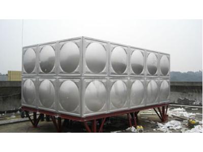 甘肃玻璃钢水箱 甘肃专业的不锈钢水箱供应商是哪家