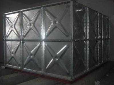 嘉峪关镀锌钢板水箱-哪里能买到报价合理的镀锌钢板水箱