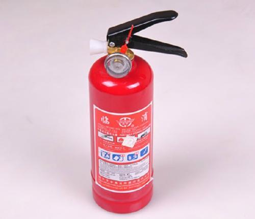 消防器材之灭火器的灭火原理
