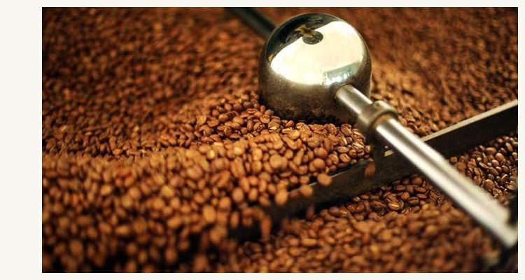 云南小粒纯黑咖啡豆,现烘焙,巧克力奶香,美味,纯真味。