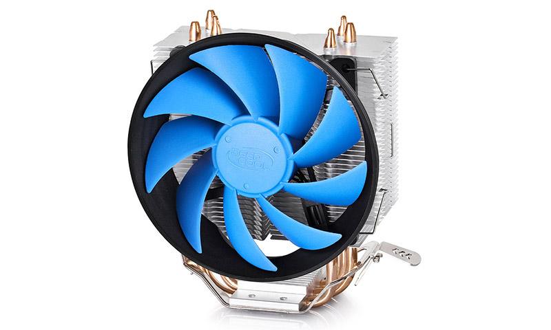 12公分风扇4热管多平台散热器哪里买好——出色的云南电脑批发