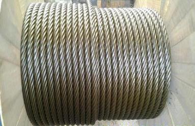 陕西规模大的钢丝绳6x19服务商-天津钢丝绳