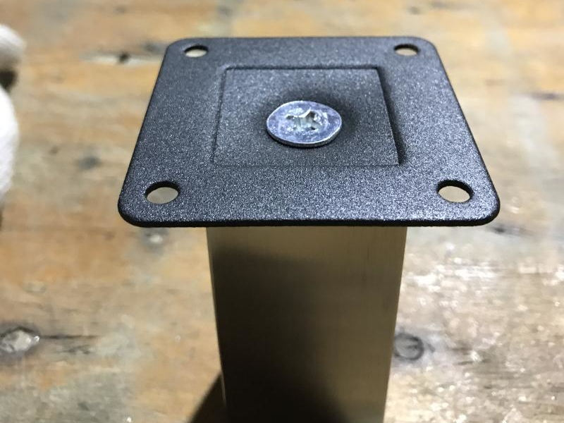 供应顺恒五金报价合理的方形可调柜脚——电镀柜脚