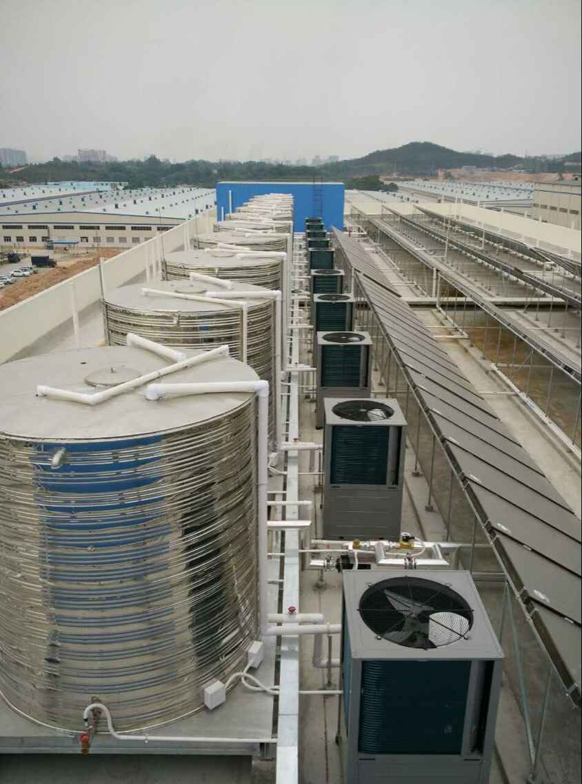 中央空调工程案例|找有实力的中央空调工程就到景利空调公司