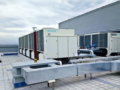 车间中央空调工程_在哪里能买到好的商用中央空调