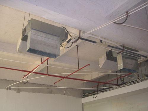 商用中央空调价格-车间中央空调工程