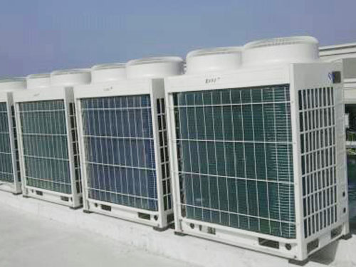 辦公室中央空調工程-廣東商用中央空調供應商