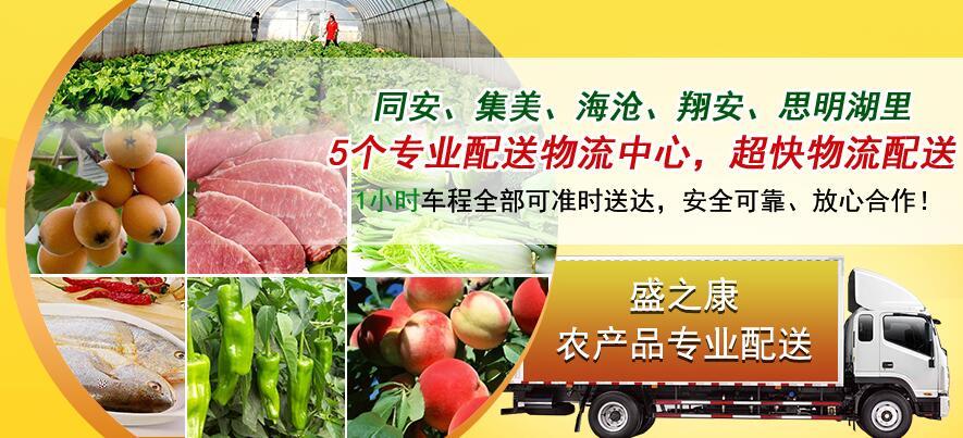 福建专业快捷的蔬菜配送 食材配送价格如何