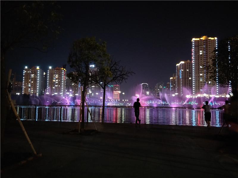 广西喷泉夜景-广西夜景喷泉品牌推荐