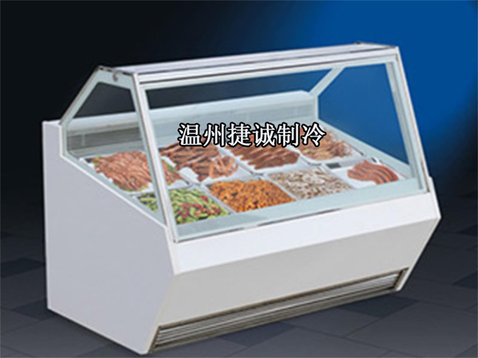 浙江鲜肉柜_优惠的熟食柜供销